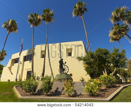 A Scottsdale City Hall Shot, Scottsdale, Arizona