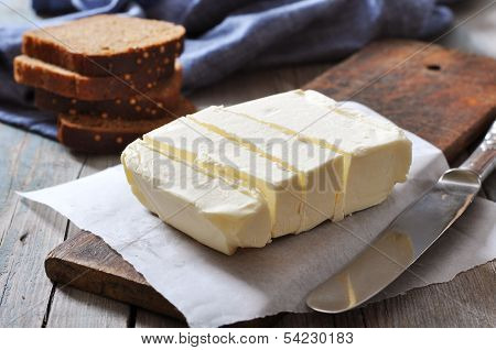 Sliced Butter