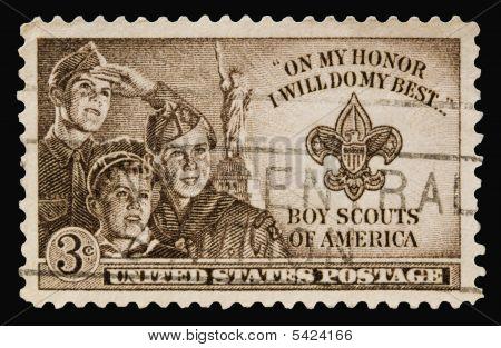 Boy Scouts 1950
