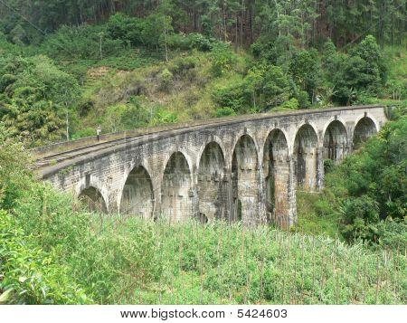 Nine Arched Bridge