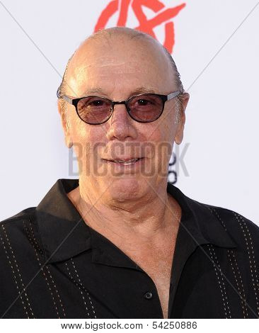 LOS ANGELES - SEP 07:  Dayton Callie arrives to