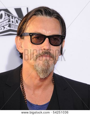 LOS ANGELES - SEP 07:  Tommy Flanagan arrives to