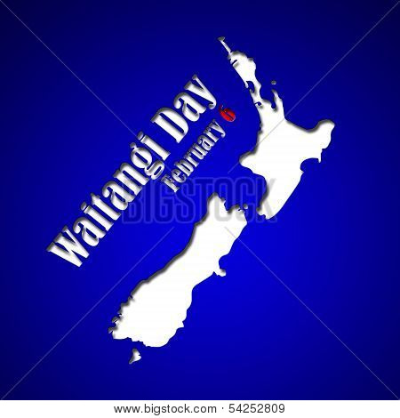 Graphic Design Waitangi Day In New Zealand Related