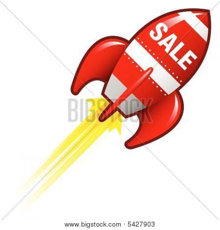 Sale E-commerce Rocket