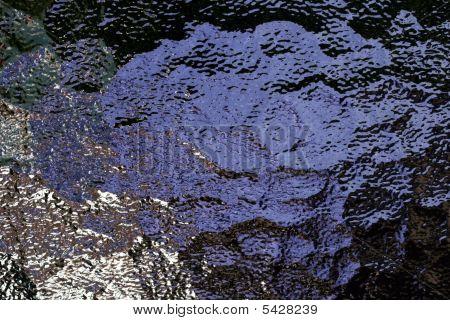 Bumpy Glass Background