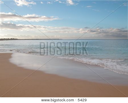 Maui Beach Scene