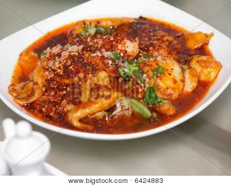 Chinese Chuan Food