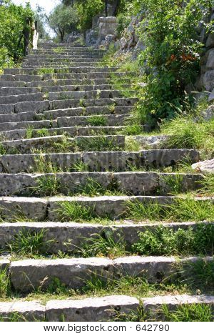 Weathered Steps