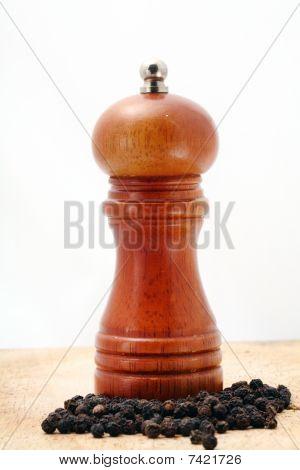 Pepper Shaker, Seasoning