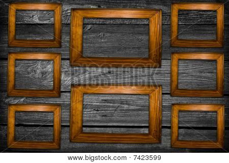 Wooden Artistic Scopes