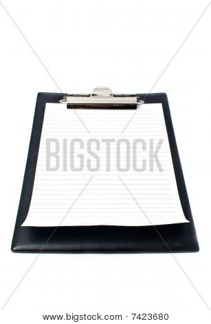 Plane-table On A White Background