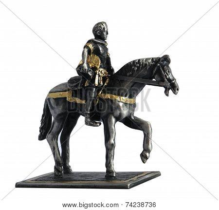 Statuette Of Gaius Julius Caesar