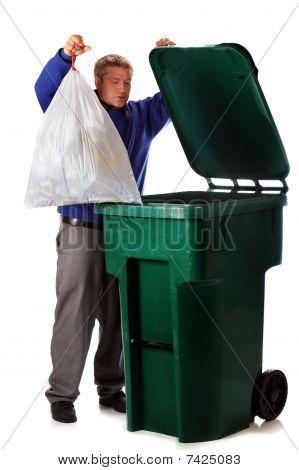 Dumping Trash