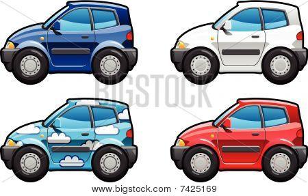 Hatchback(three door)