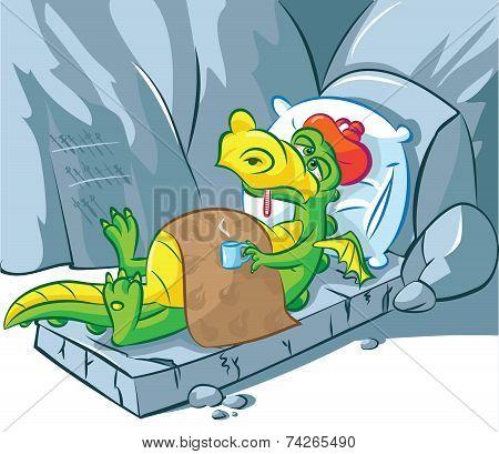 Get Well Soon Dragon