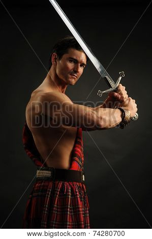 warrior highlander