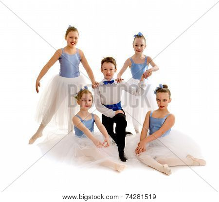 Junior Ballet Dance Group