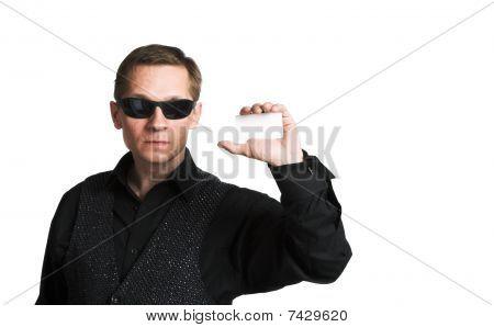 The Person In Black