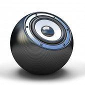 Cardon sphere speaker poster