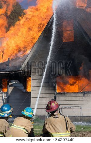 Fireman School