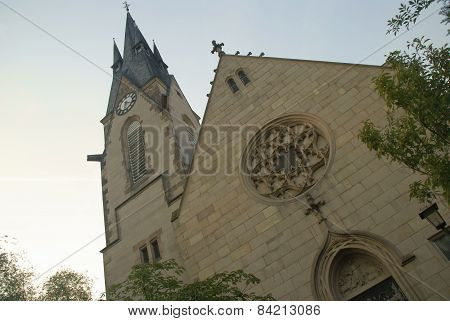 peace church of Hanau, germany