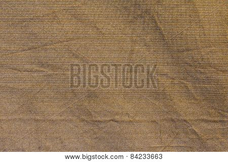 Brown fabric net background