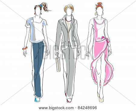 Fashion Set first