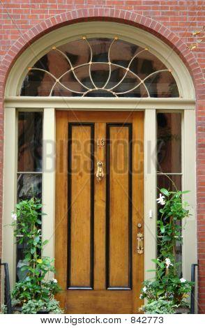 Door Number Sixteen Boston