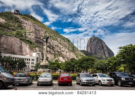 Sugarloaf Mountain,Rio de Janeiro