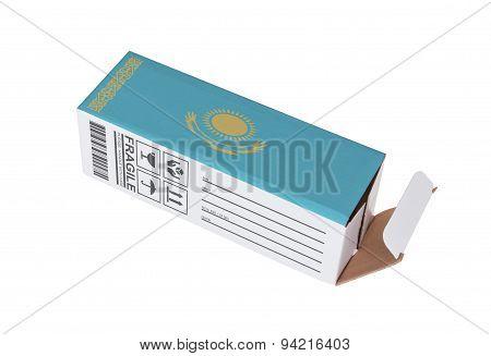 Concept Of Export - Product Of Kazakhstan