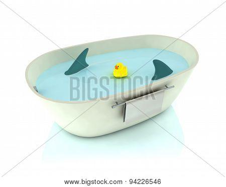 Endangered Rubber Duck