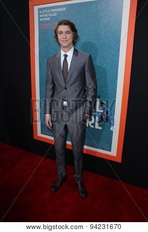 LOS ANGELES - JUN 3:  Thomas Mann at the