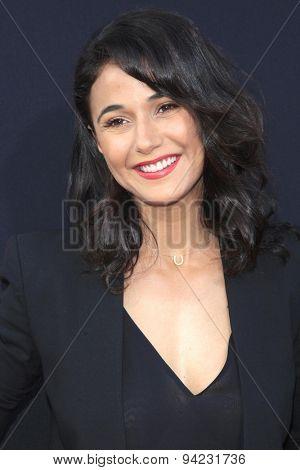 LOS ANGELES - JUN 3:  Emmanuelle Chiriqui at the