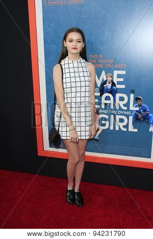 LOS ANGELES - JUN 3:  Ciara Bravo at the