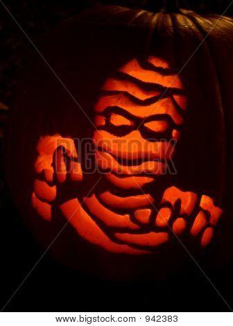 Jack O Lantern 4