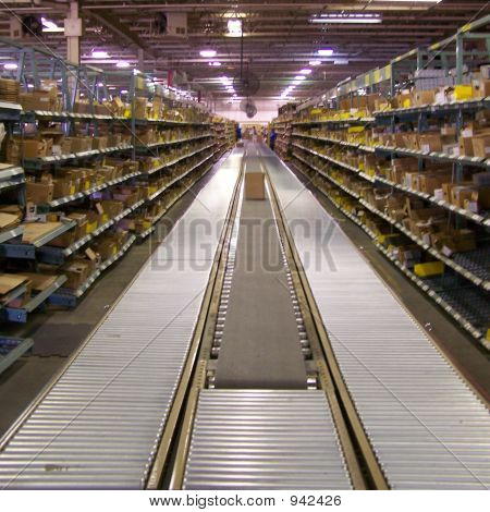 Warehouse Conveyor