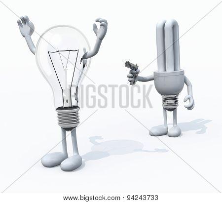 Light Bulb Kill Cfl Bulb