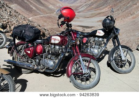 Motocycles Brand Royal Enfield