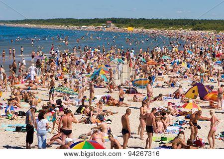Palanga Beach