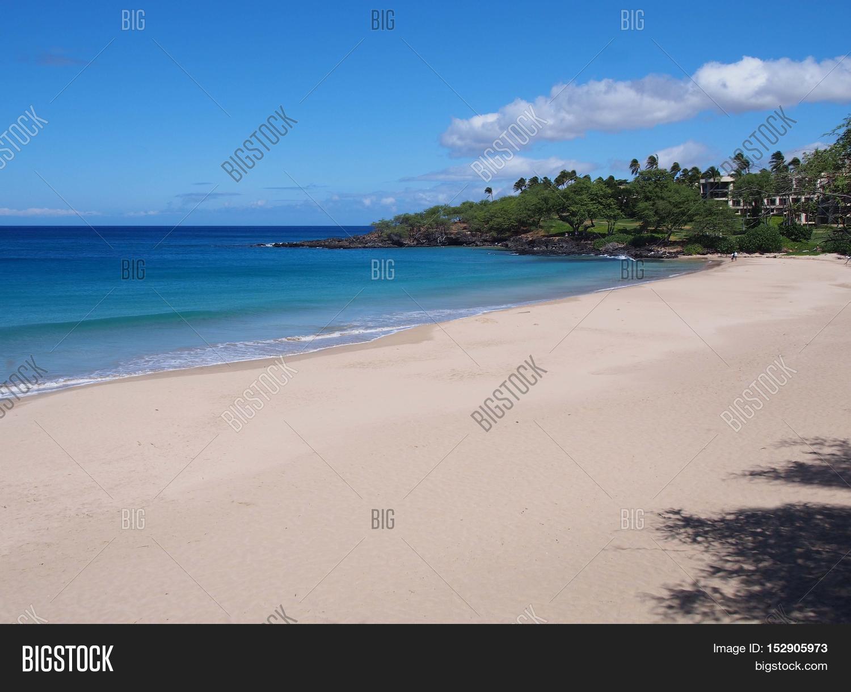 Hapuna Beach State Image Photo Free Trial Bigstock
