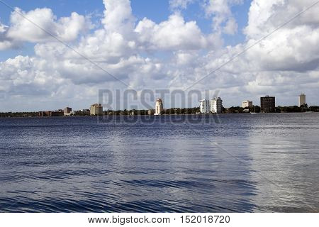 Riverside, located in Jacksonville, Florida, along the St. Johns River