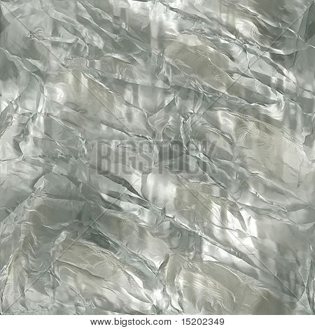 shiny metal foil seamless