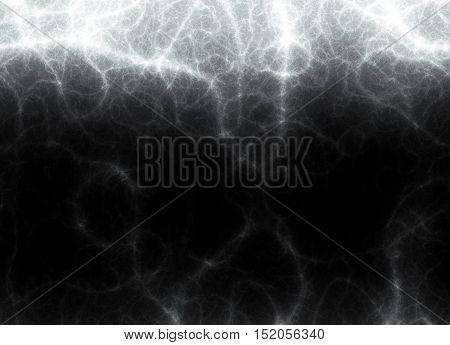 Black and white, good and evil,  lighting abstract background