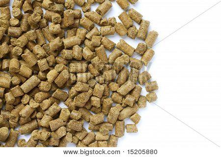 Wheat distillers