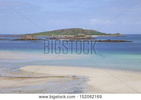 Rushy Point, Tresco, Isles of Scilly, England