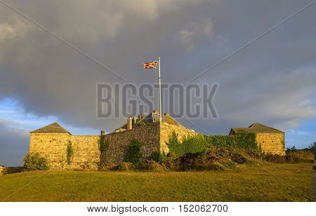 Star Castle Hotel, St Mary's, Isles of Scilly, England