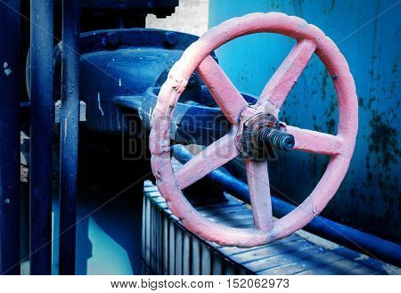 Factory Industrial Zone Valve Round Switchgear Features