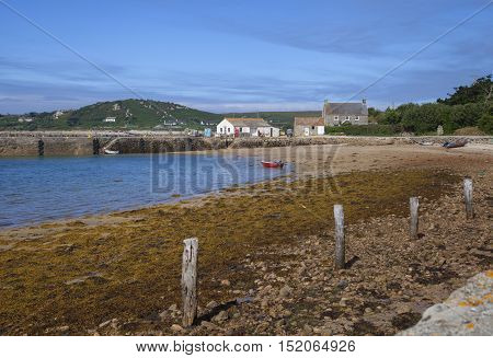 New Grimsby, Tresco, Isles of Scilly, England