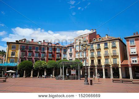 Burgos Plaza Mayor