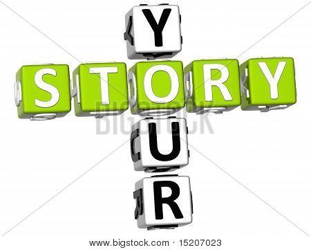 Your Story Crossword